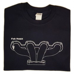 Hayabusa Turbo Exhaust Manifold T-Shirt